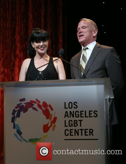 Pauley Perrette and Bill Mcdermott 3