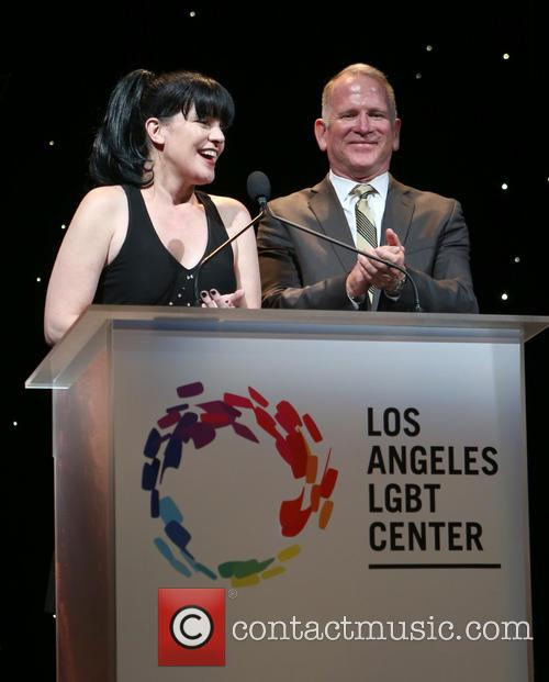 Pauley Perrette and Bill Mcdermott 4