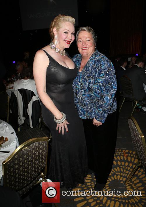 Calpernia Addams and Lorri L. Jean 1