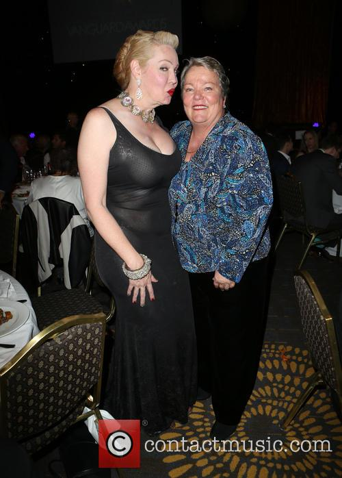 Calpernia Addams and Lorri L. Jean 2