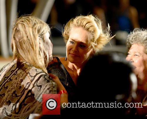 Kelly Stone and Sharon Stone 1