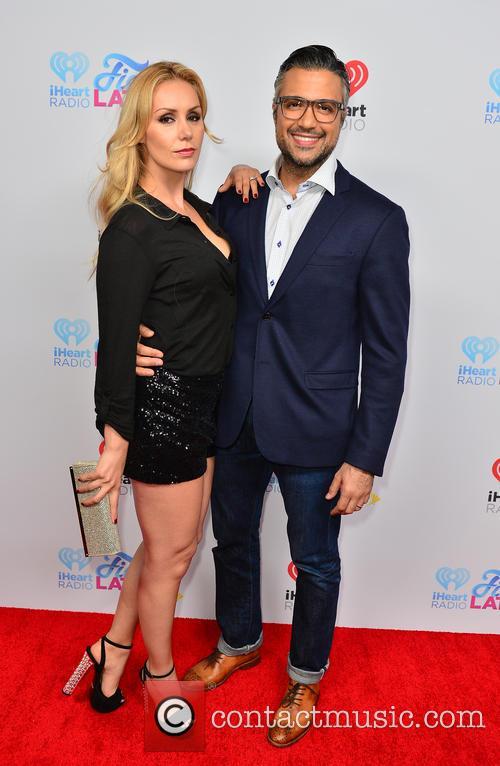 Heidi Balvanera and Jaime Camil 2