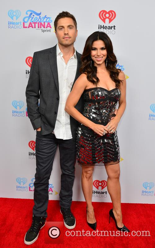 Eric Winter and Roselyn Sanchez 1