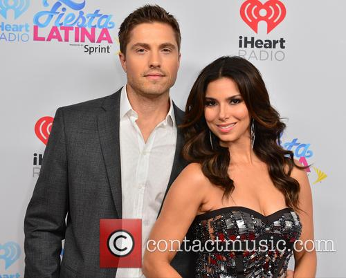 Eric Winter and Roselyn Sanchez 2