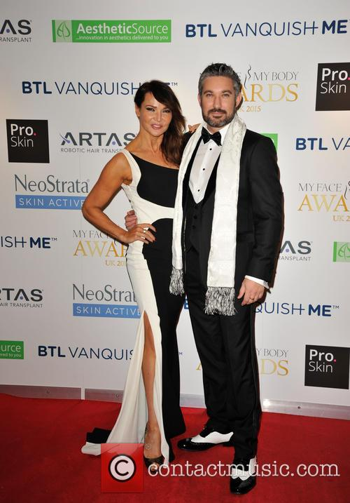 Lizzie Cundy and Stephen Handisides 1