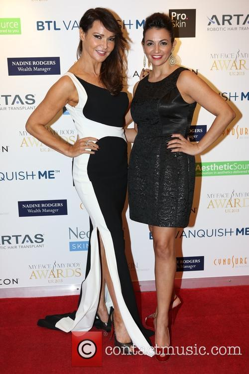 Lizzie Cundy and Manal Morrar 5