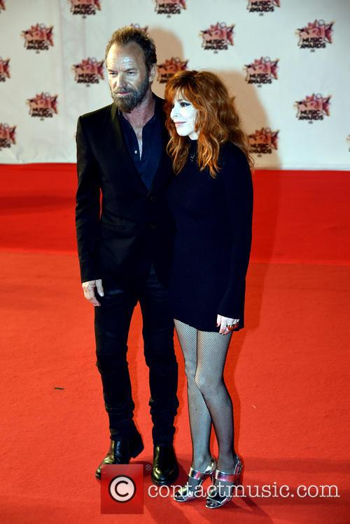 Sting and Mylène Farmer 4