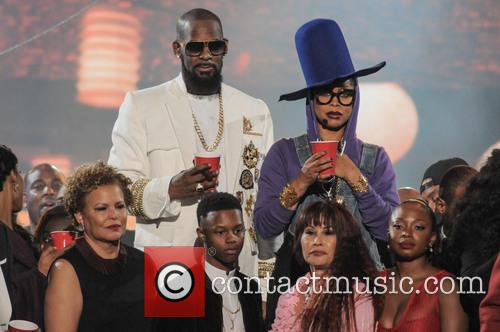 R. Kelly, Erykah Badu, Debra Lee, Silento and Naturi Naughton