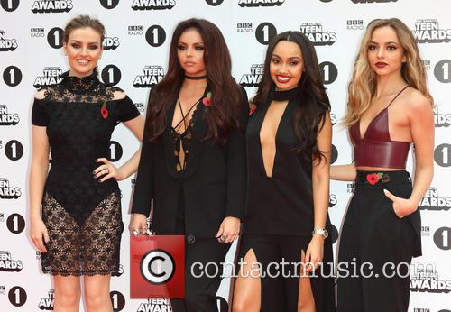 Little Mix, Jade Thirlwall, Perrie Edwards, Leigh-anne Pinnock and Jesy Nelson 1