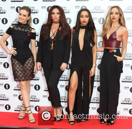Little Mix, Jade Thirlwall, Perrie Edwards, Leigh-anne Pinnock and Jesy Nelson 2