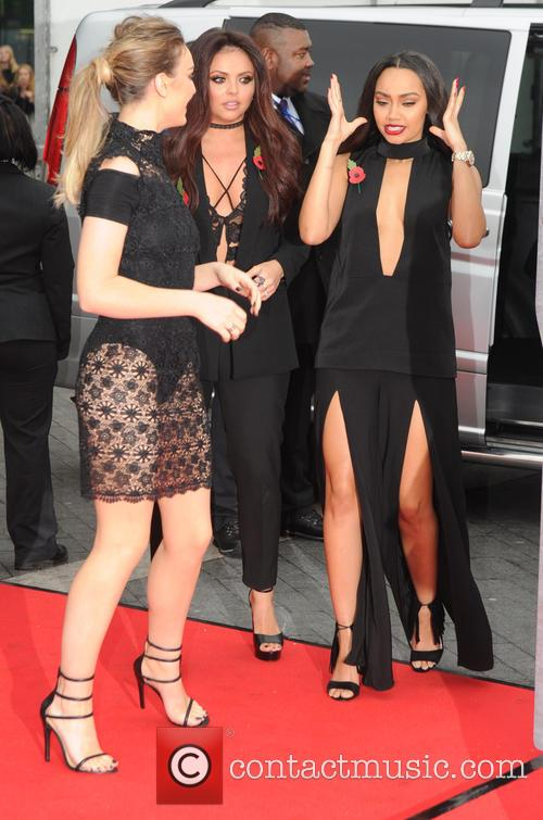 Perrie Edwards, Jade Thirlwall and Leigh-anne Pinnock 3