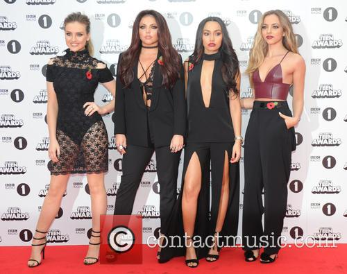 Little Mix, Perrie Edwards, Jesy Nelson, Leigh-anne Pinnock and Jade Thirlwall 7
