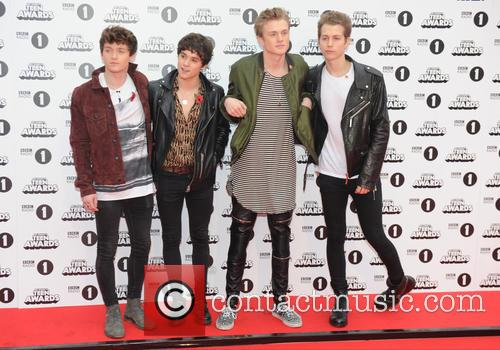 Bradley Simpson, Connor Ball, Tristan Evans and James Daniel Mcvey 3