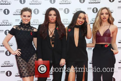 Perrie Edwards, Jesy Nelson, Leigh-anne Pinnock, Jade Thirlwell and Little Mix 3
