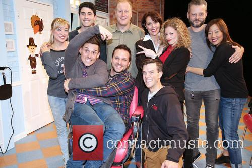 Kate Middleton, Adam Gerber, Patrick Noonan, Lynne Wintersteller, Lauren Molina, Jeremy Kushnier, Nick Cearley, Drew Lachey and Jordan Ahnquist 2