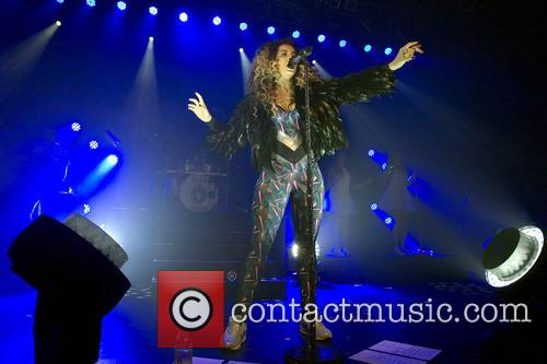 Ella Eyre performs live in concert