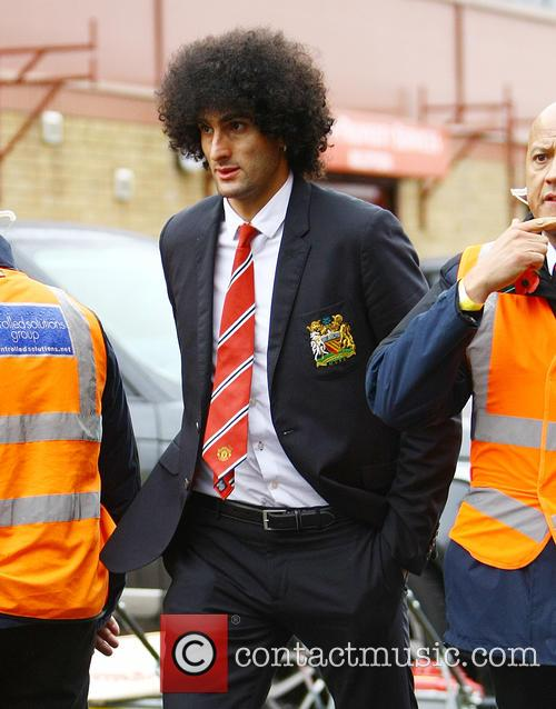 Marouane Fellaini 2