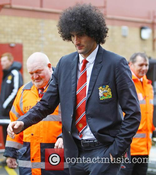 Marouane Fellaini 5