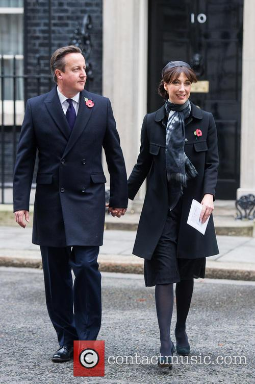 David Cameron and Samantha Cameron 8