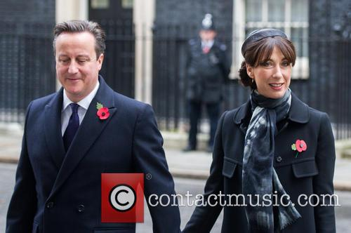 David Cameron and Samantha Cameron 10