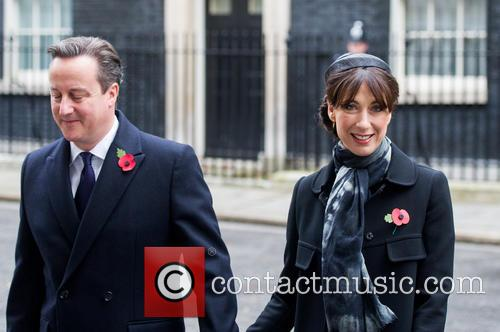 David Cameron and Samantha Cameron 11