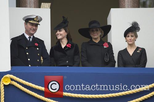 Sophie Duchess Of Wessex and Duchess Of Cambridge 2