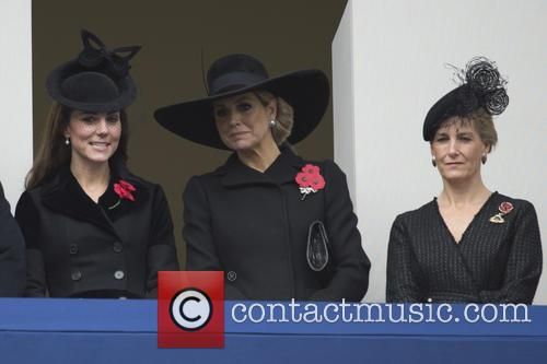 Sophie Duchess Of Wessex and Duchess Of Cambridge 3