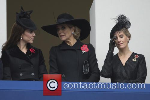 Sophie Duchess Of Wessex and Duchess Of Cambridge 4