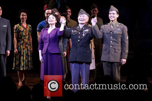 Lea Salonga, George Takei and Telly Leung 1