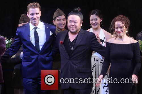 Cast, Creative Team and Stafford Arima 11