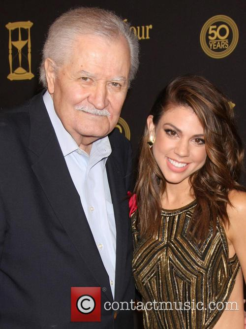 John Aniston and Kate Mansi 2