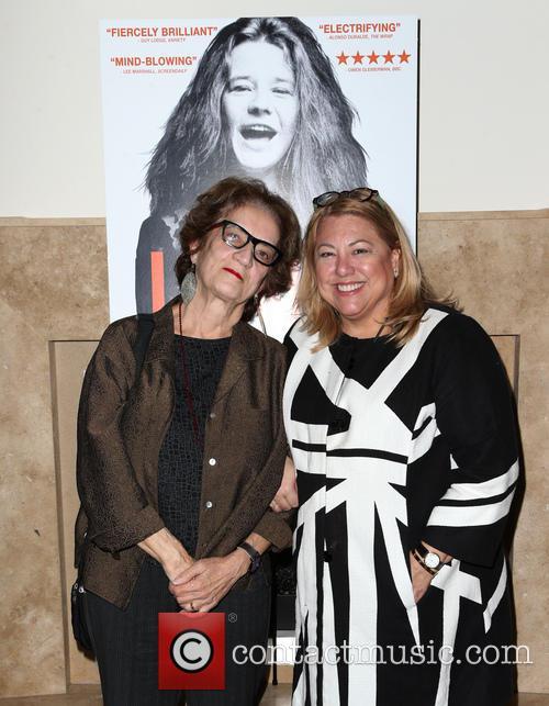 Johanna Demetrakas and Lucy Webb 2