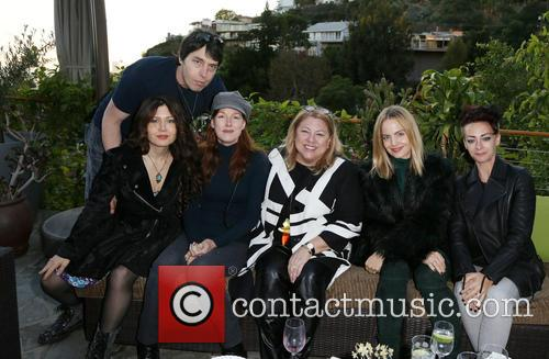 Kathleen York, Lucy Webb, Mena Suvari and Guests 3