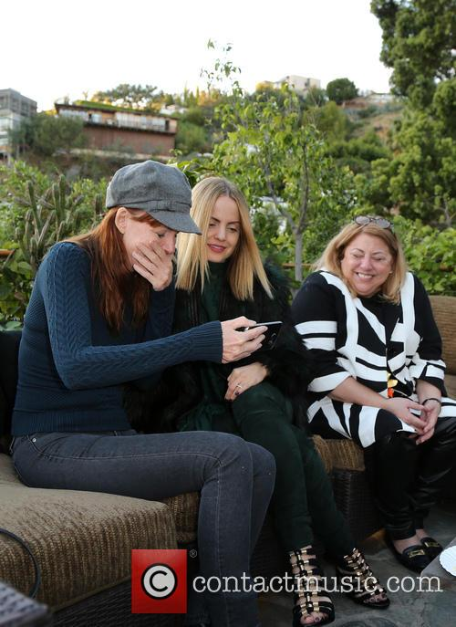 Kathleen York, Mena Suvari and Lucy Webb 8