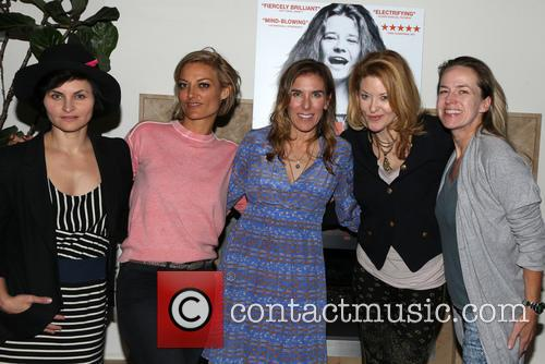 Amy J. Berg, Lucy Walker and Guests 7