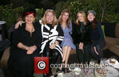 Lucy Webb, Amy J. Berg, Mena Suvari and Kathleen York 7