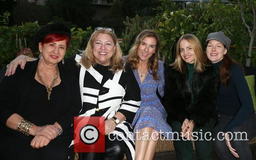 Lucy Webb, Amy J. Berg, Mena Suvari and Kathleen York 8