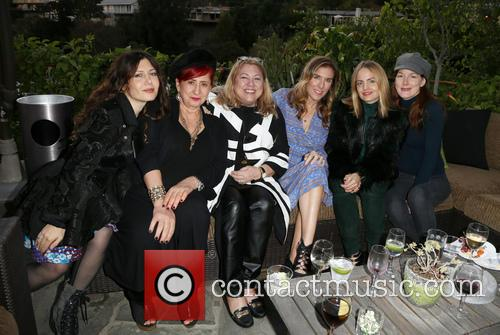 Lucy Webb, Amy J. Berg, Mena Suvari and Guests 10