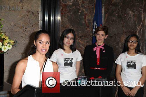 Misty Copeland, Cindi Leive, The Girl Project and Cynthia Leive 10