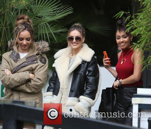 Little Mix, Jade Thirlwall, Perrie Edwards and Leigh Anne Pinnock 3