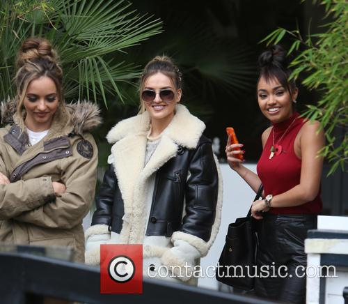 Little Mix, Jade Thirlwall, Perrie Edwards and Leigh Anne Pinnock 4