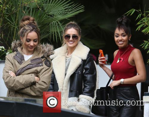 Little Mix, Jade Thirlwall, Perrie Edwards and Leigh Anne Pinnock 5