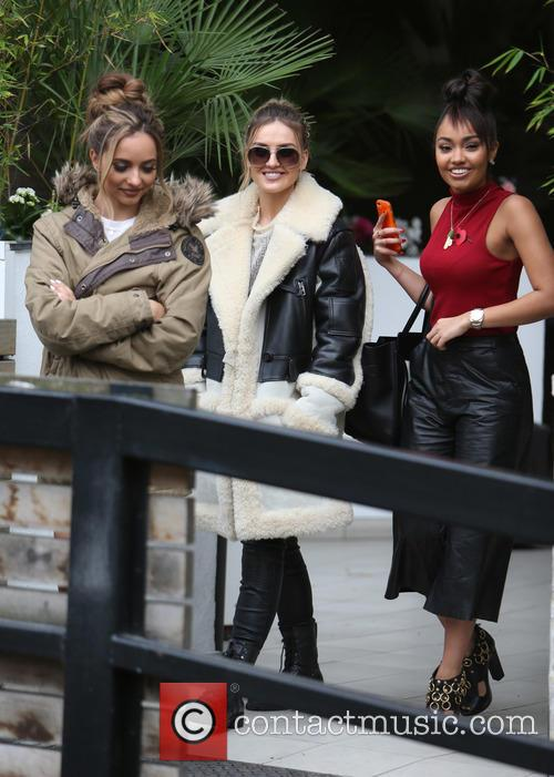 Little Mix, Jade Thirlwall, Perrie Edwards and Leigh Anne Pinnock 6