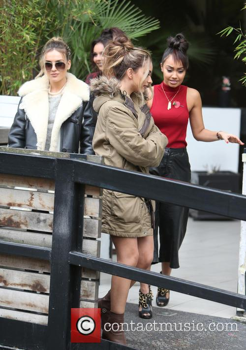 Little Mix, Jade Thirlwall, Perrie Edwards and Leigh Anne Pinnock 7
