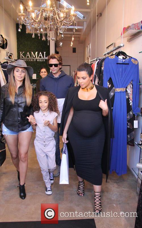 Kim Kardashian and Jonathan Cheban 5