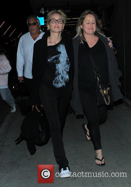 Sharon Stone and Kelly Stone 4