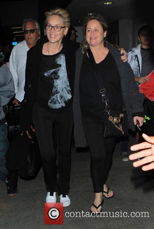 Sharon Stone and Kelly Stone 8