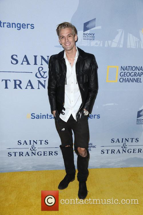 Aaron Carter Angers Fans On Twitter With Donald Trump Endorsement