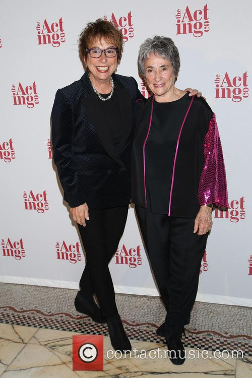Susan Dietz and Margot Harley
