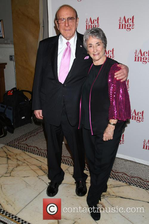 Clive Davis and Margot Harley 1